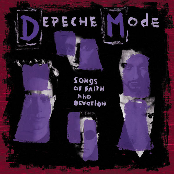 Depeche Mode - Songs of Faith and Devotion (Deluxe)