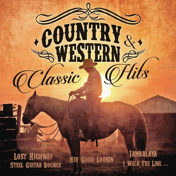 Country western classic hits various artists for Classic house hits