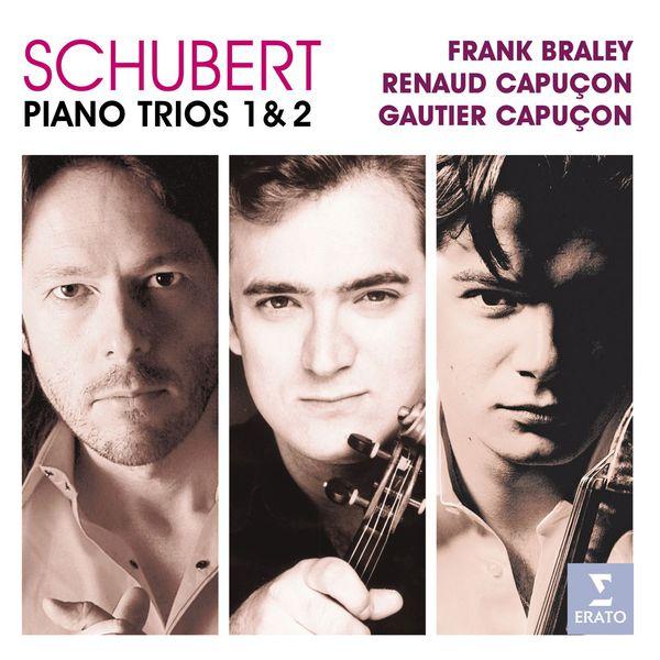 Renaud Capuçon - Schubert: Piano Trios Nos 1, 2 & Notturno