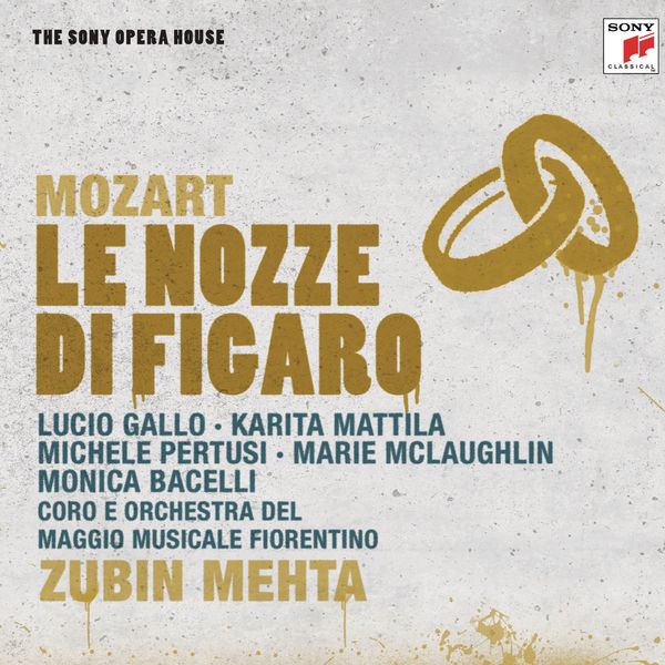 Zubin Mehta - Mozart: Le Nozze di Figaro - The Sony Opera House