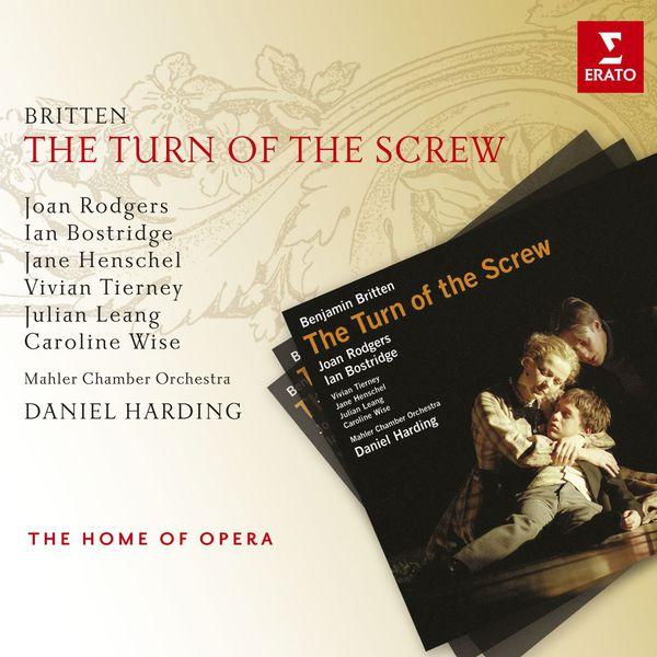 Daniel Harding - Britten: The Turn of the Screw