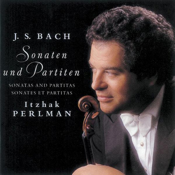 Itzhak Perlman - Bach - Solo Violin Sonatas