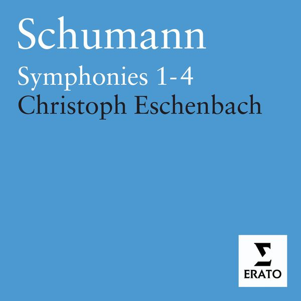 Christoph Eschenbach/Bamberger Symphoniker - Schumann - Symphonies Nos. 1-4