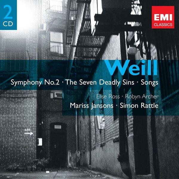Various Artists - Weill: Symphony No.2, Seven Deadly Sins etc.