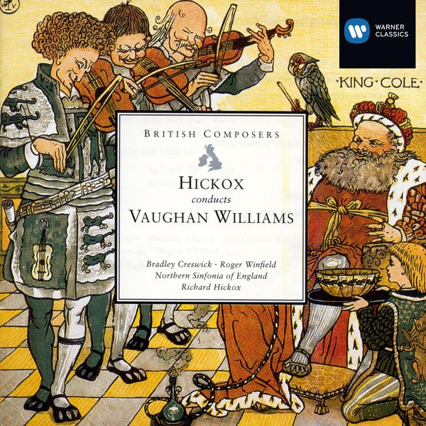 Richard Hickox/Northern Sinfonia of England - Richard Hickox conducts Vaughan Williams