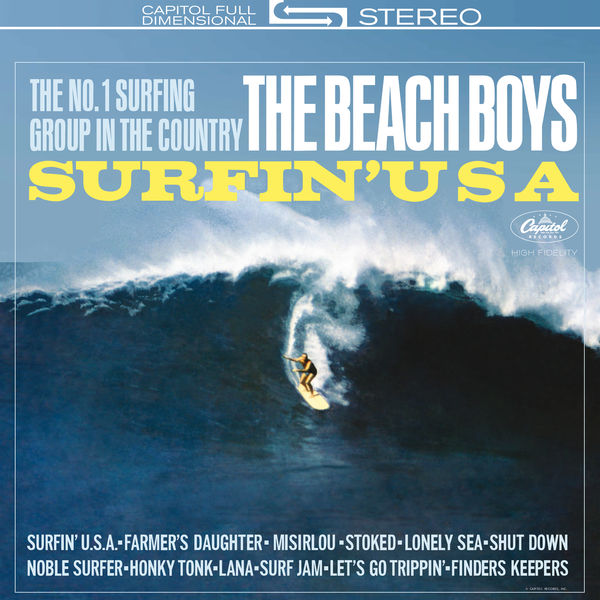 beach boys surfin usa free download