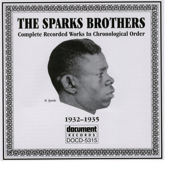 The Sparks Brothers - The Sparks Brothers 1932-1935