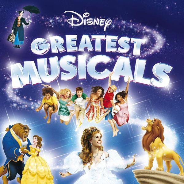 Various Artists - Disney Greatest Musicals