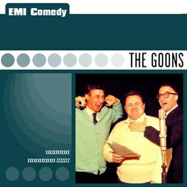 The Goons - EMI Comedy Classics