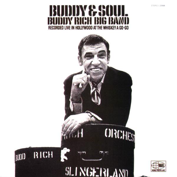 The Buddy Rich Big Band - Buddy And Soul