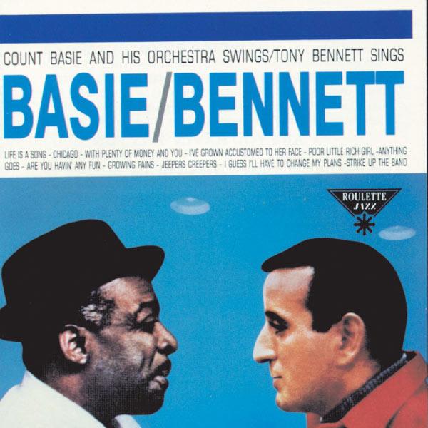 Count Basie - Basie Swings, Bennett Sings