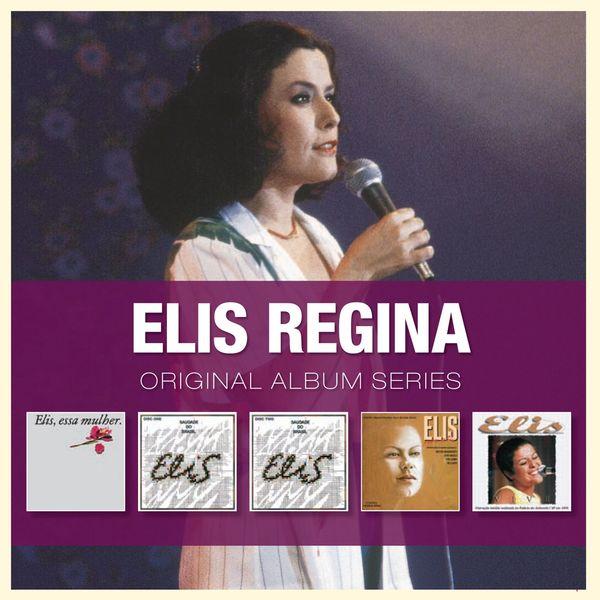 Elis Regina - Elis Regina - Original Album Series