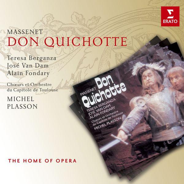 Michel Plasson - Massenet: Don Quichotte