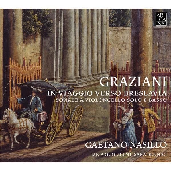 Luca Guglielmi - Graziani: In viaggio verso Breslavia (Sonate a violoncello solo e basso)