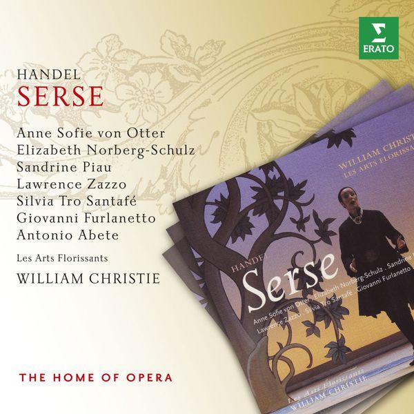 William Christie - Handel - Serse