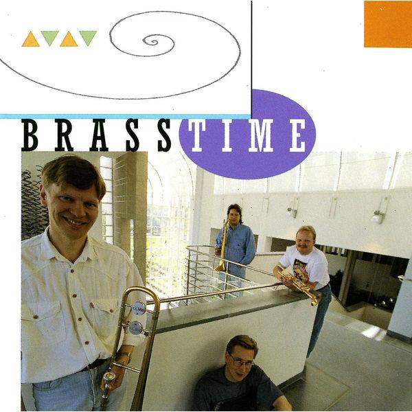 Brasstime Quartet - Schonberg / Hindemith / Bashmakov / Almila: Music for Brass Quartet