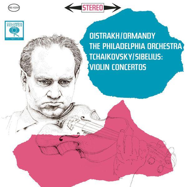 Eugene Ormandy - Tchaikovsky: Violin Concerto in D Major, Op. 35 - Sibelius: Violin Concerto in D Minor, Op. 47