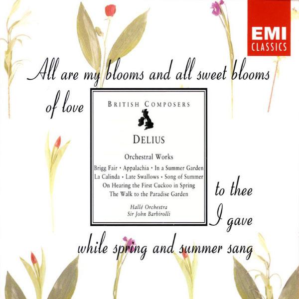 Sir John Barbirolli - Delius: Orchestral Works