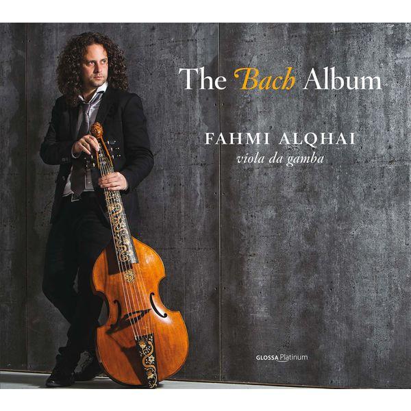 Fahmi Alqhai - The Bach Album
