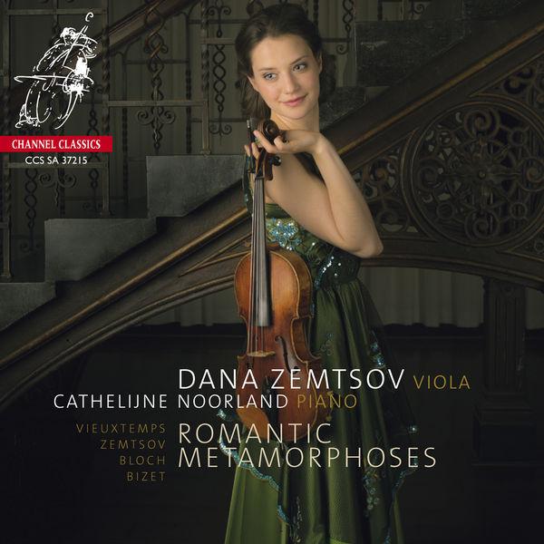 Dana Zemtsov - Romantic Metamorphoses