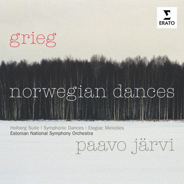Paavo Järvi - Symphonic Dances; Holberg Suites; Two Elegiac Songs
