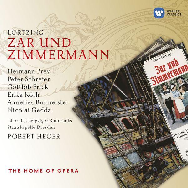 Robert Heger - Lortzing: Zar und Zimmermann