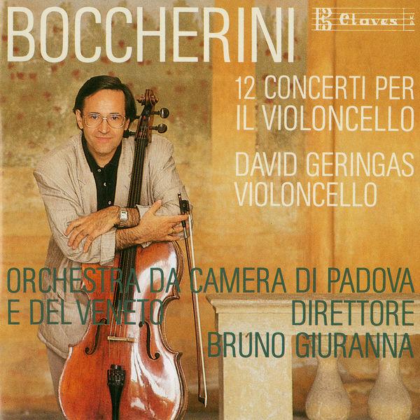 Luigi Boccherini - Boccherini: Complete Cello Concertos