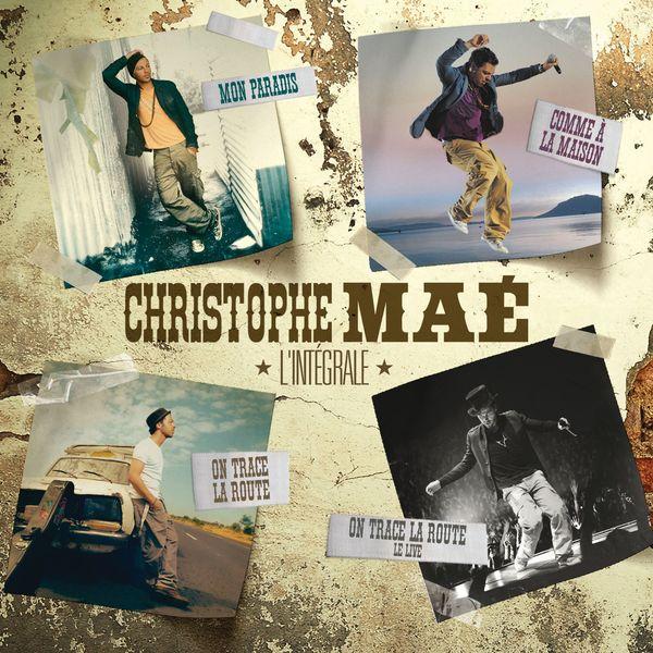 Christophe Maé - L'intégrale (coffret)