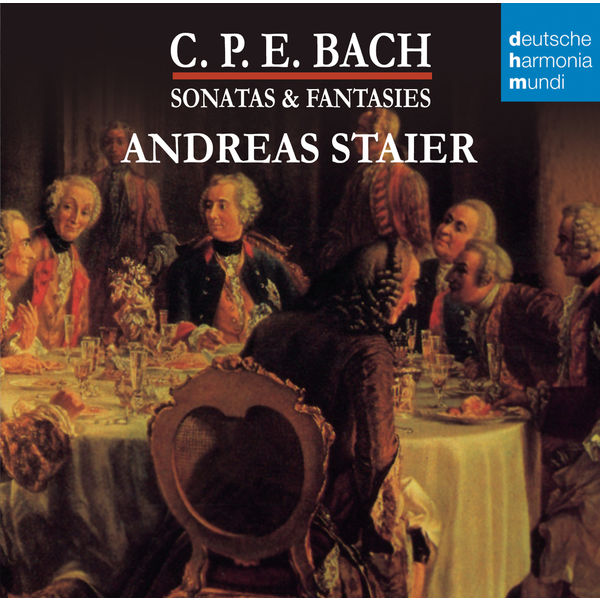 Andreas Staier - C.P.E. Bach - Sonatas & Fantasien