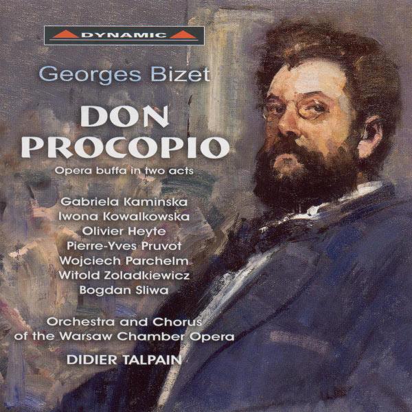 Witold Zoladkiewicz - Bizet, G.: Don Procopio [Opera]