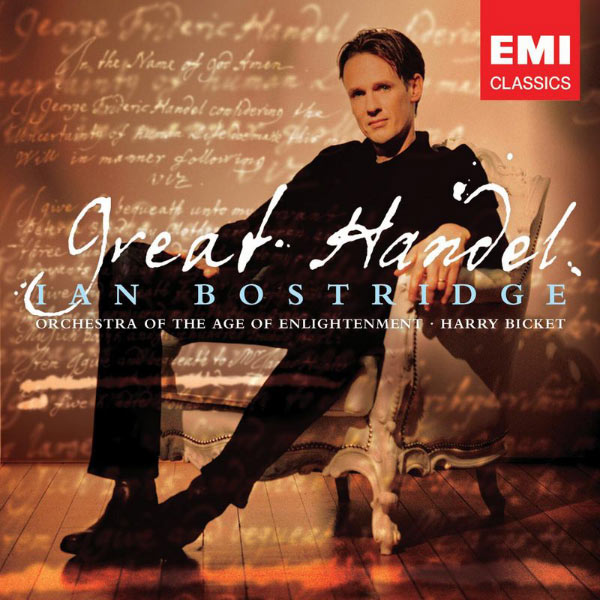 Ian Bostridge Le grand Händel