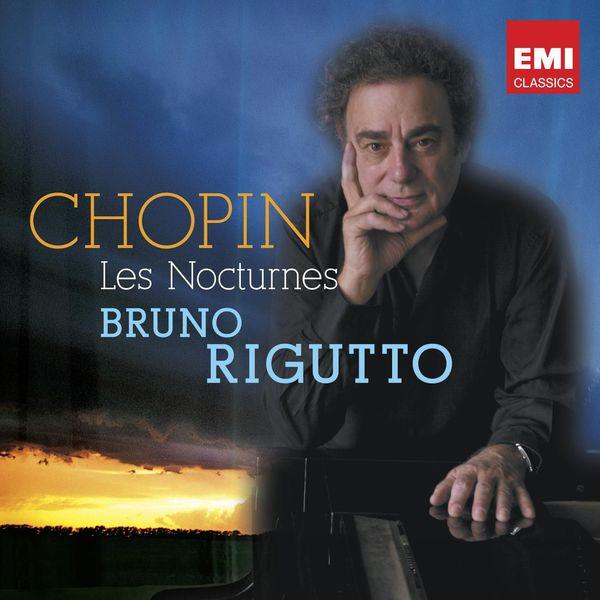 Bruno Rigutto - Chopin Intégrale Des Nocturnes