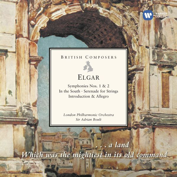 Sir Adrian Boult - Elgar : Symphonies Nos. 1 & 2 etc