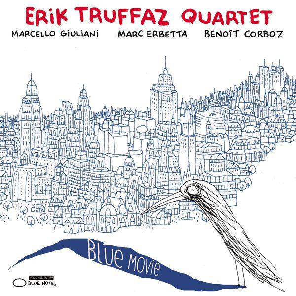 Erik Truffaz - Blue Movie (feat. Anna Aaron) [Radio Edit]
