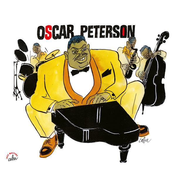 Oscar Peterson - BD Music & Cabu Present Oscar Peterson, une anthologie 1952 / 1956