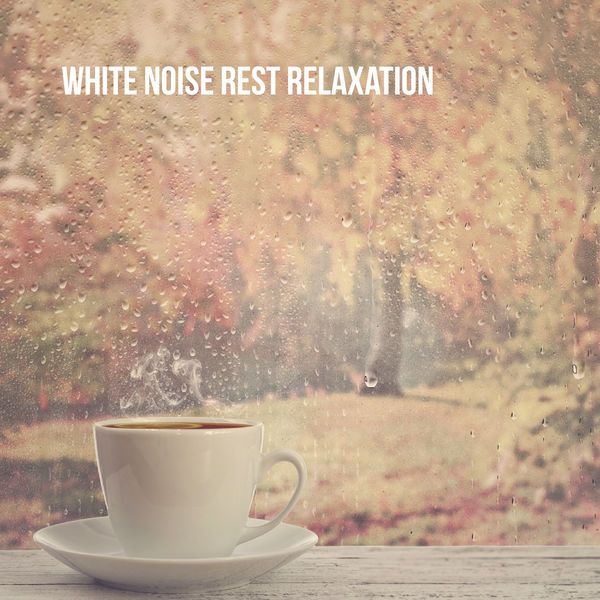 Relax Meditate Sleep - White Noise Rest Relaxation