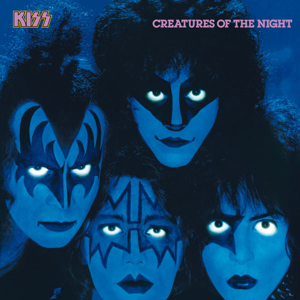 Kiss - Creatures Of The Night