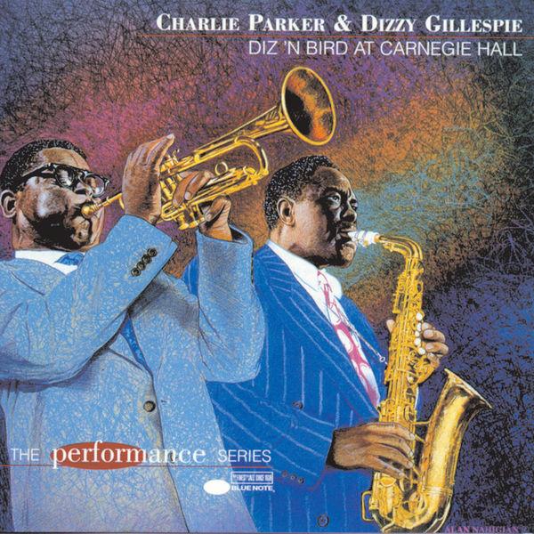 Charlie Parker - Diz 'N Bird At Carnegie Hall
