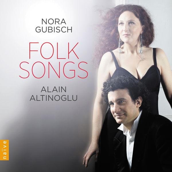 Nora Gubisch - Folk Songs (De Falla, Granados, Fernando J. Obradors, Berio, Brahms)