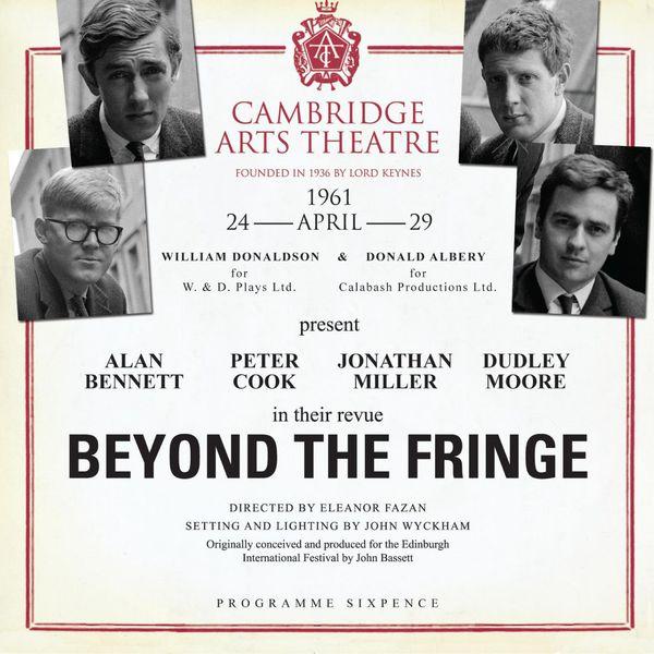 Alan Bennett - Beyond the Fringe (Live at the Cambridge Art Theatre 24th April 1961)