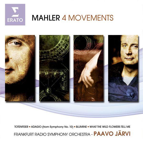 Paavo Järvi - 4 Mouvements