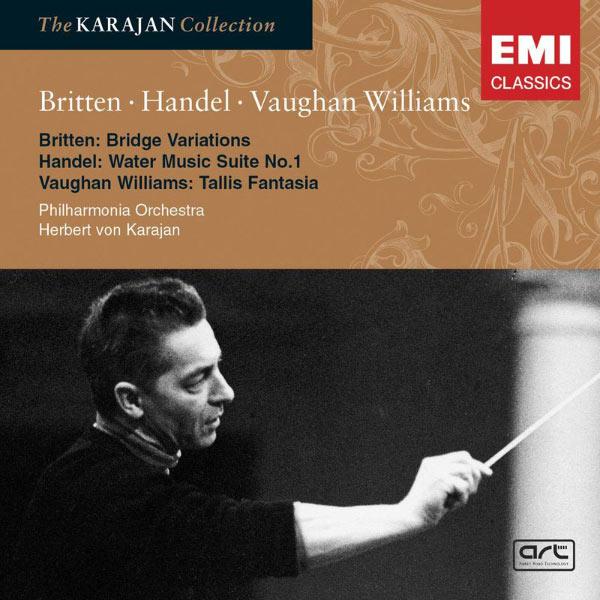Herbert von Karajan - Britten, Handel, Vaughan Williams