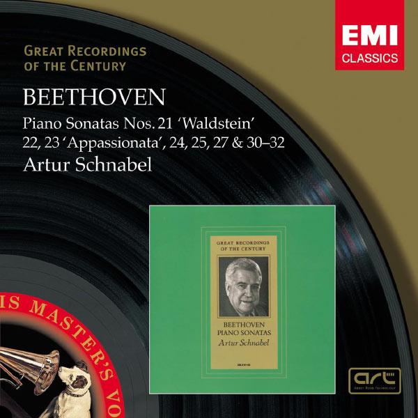 Artur Schnabel - Beethoven: Piano Sonatas