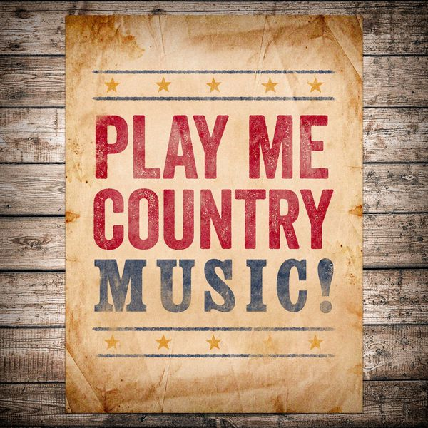 Various Artists - Play Me Country Music
