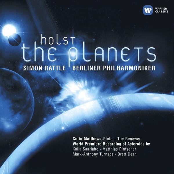 Sir Simon Rattle - Holst: The Planets
