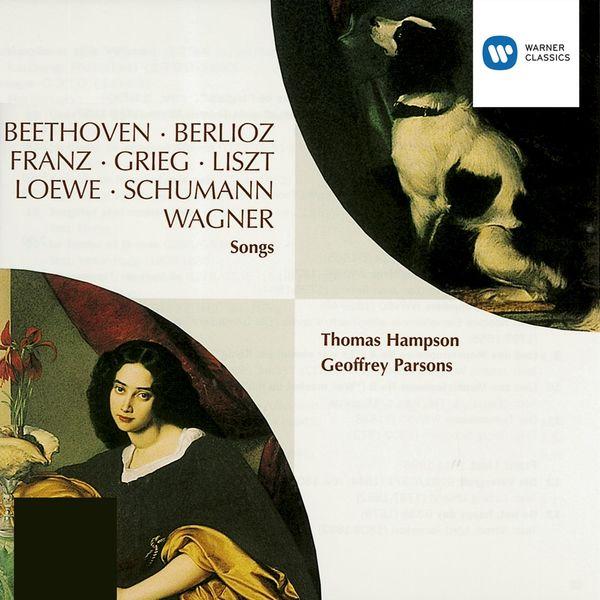 Thomas Hampson - Berlioz/Wagner/Liszt/Schumann/Grieg etc:Song Recital