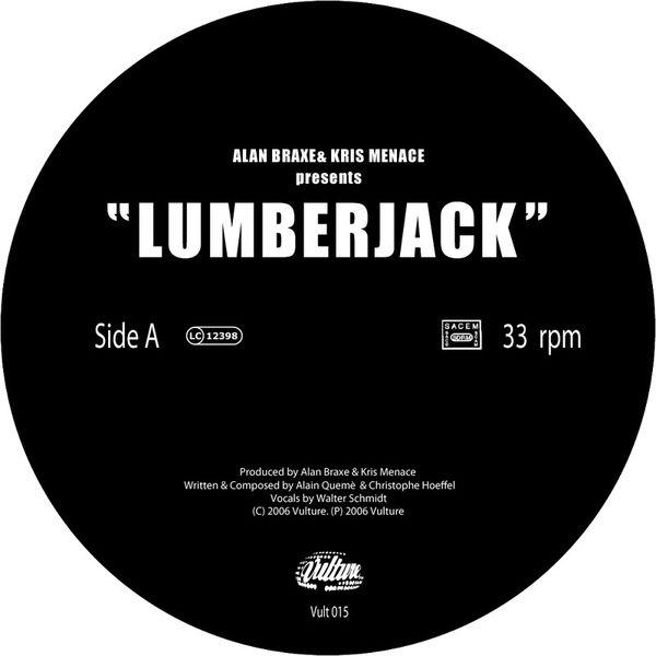 Alan Braxe - Lumberjack - Single