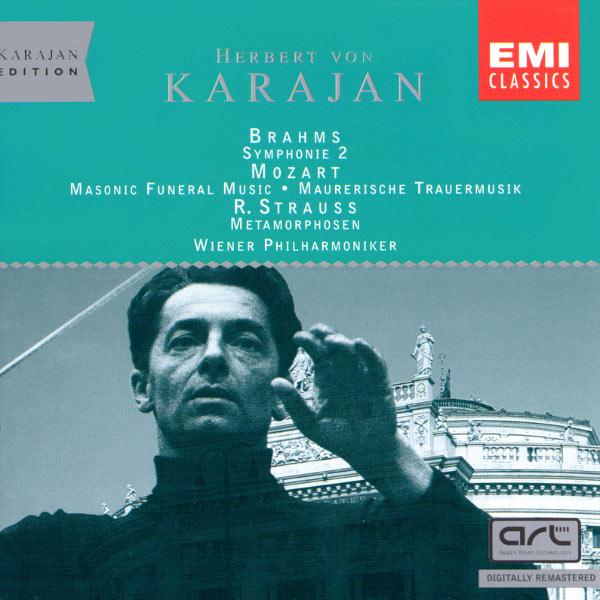 Herbert von Karajan - Brahms, Mozart, Strauss (1997 Remastered Version)