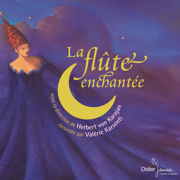 Herbert von Karajan - La flûte enchantée