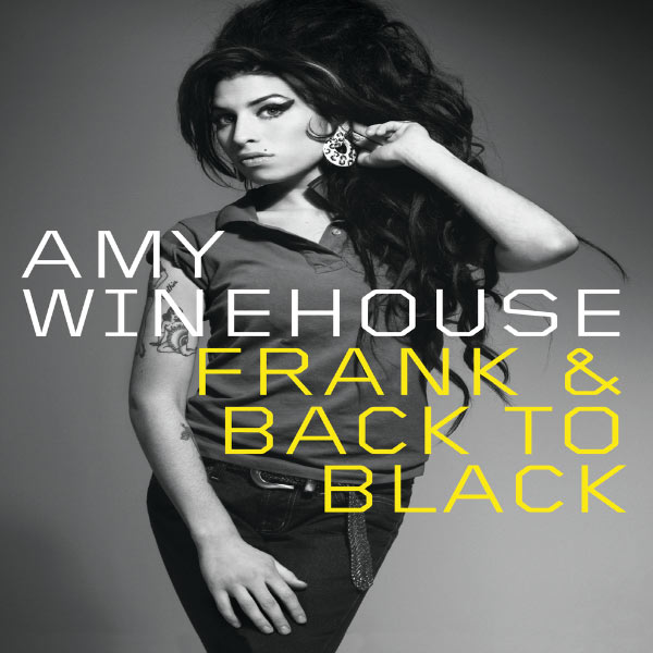 Amy Winehouse - Frank & Back To Black